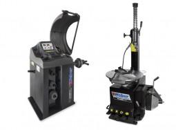 Kit Máquinas de pneus - Semi Automático