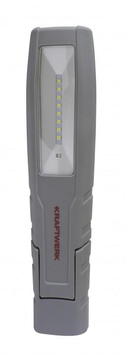 Lanterna LED IN.UV 450, recarregável