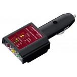 Verificador de bateria e alternador